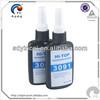 UV light curing shadowless acrylic adhesive uv glue for glass to metal