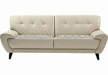 Funiture casa sala de estar mobiliário l forma sofá HDS1017