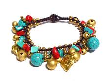 Handmade Bracelet Thailand ARTISAN COSTUME JEWELRY Factory Supply [High Quality-Assorted Designs]