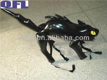 Inflatable Halloween Black Cat Decoration