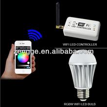 Philips hue bulb led zigbee light,multi color intelligent led zigbee light