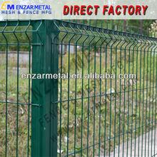 Lattice Welded Wire Mesh Fence