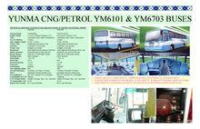 YUNMA CITY BUS CNG