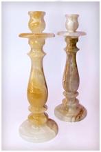 onyx candlesticks