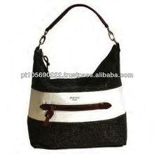 Handbag Leather printed 1048
