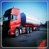 New 3 axle 52000L carbon steel milk tanker semi- trailer from China