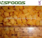 IQF frozen apricot dice 2014 shipment