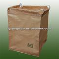 Flexível embalagem do saco de areia 1000kg, o levantamento do tipo de corda, qualquer cor escolhida