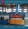 Hydraulic rubber sheet cutting machine for rubber