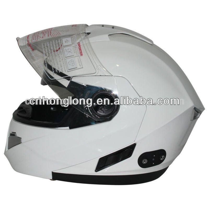 dirt bike helmets with bluetooth (ECE&DOTcertification)