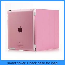 Tri-Fold Slim Smart Magnetic Cover Case for Apple iPad Air iPad 5 Sleep Wake w/ Stand