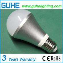 85-265VAC R60 led bulb shell E40 base warm white 2800k