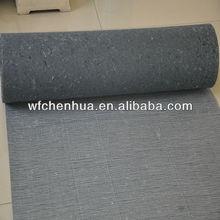 Glass fiber base support for SBS or APP bitumen membrane