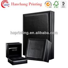 Professional PU leather watch gift box factory