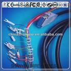 factory assembled flat ribbon cable 10 pin