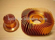 heatsink aluminium/pin fin heatsink/die cast aluminum heatsink