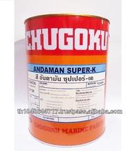 Chugoku Andaman Super-K Antifouling Paint