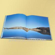 Hard cover book printing service/magazine printing