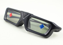 Light Weight Cheap Universal Active Shutter 3D Glasses for Theater Factory Price