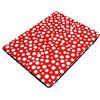 White Bubble Polka Dots For iPad Mini,Leather Flip Stand Case Cover For iPad Mini