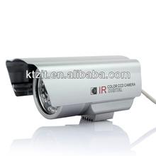 IP66 Waterproof Outdoor Sony CCD 30m IR Night Vision CCTV Camera 700 TVL (420TVL,480TVL,540TVL,600TVL,650TVL Optional)