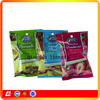 Plastic packaging bags for dried fruit