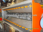 Professional good quality scrap aluminum wire recycling machine