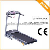 foldable sport track treadmill/running machine