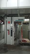 BUSHER FLAT PRINTING MACHINE