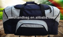 Personalized duffle black dance traveling bags