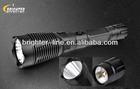 Promotional High Power 250Lumens Portable Strong Light Flashlight