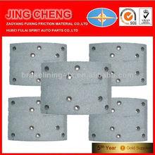 brake linings 47115-406 free sample ,low price,environmental friendly,manufacturer ,oil rig friction material brake lining