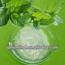 Herb extract : Mentha crystal (BP/CP/EP/USP/FCC VI)