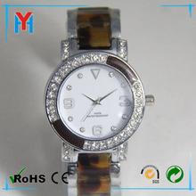classic quartz crystal luxury watch japan movement shenzhen manufacture