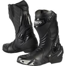 Cortech Latigo WP Road Race Boots Men's Street Motorcycle Boots