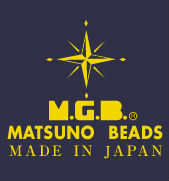 MGB/Matsuno Glass Beads Japan