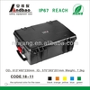 Hard Plastic Equipment Tool Case With Foam Inside