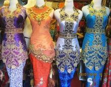 KEBAYA BORDIR PAYET JAVANESE INDONESIA