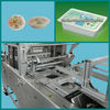 cup tray sealer Automatic Double Line Sealing Packaging Machine