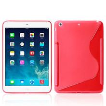 Hot Sale S Line Tpu Case For iPad Mini 2 ,For iPad Mini 2 Tpu Case