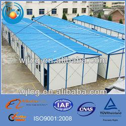 China manufacturer prefabricated house modular homes
