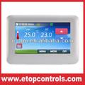 digital 7 dia programável termostato do quarto aquecimento eletrônico stat