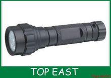 9 LEDS flashlight 30*98mm led torch light manufacturers