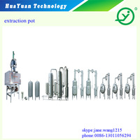 Microwave multifunctional sun flower extraction machine/extraction pot