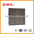 china proveedor de aluminio materiales para techos