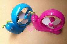 promotional USB fan USB mini fan lovely snail /USB fan mini fan snail shaped /Portable Cute USB Mini Snails- Fan