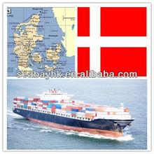 sea freight shipping china to denmark