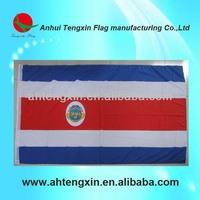 Custom Costa Rica national flag