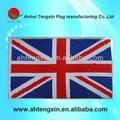 Reino unido de la bandera nacional, la costumbre de todo mundo banderas y pancartas