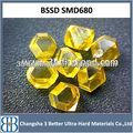 Diamante bruto preços/sintético rough uncut diamante/moda para fazer jóias